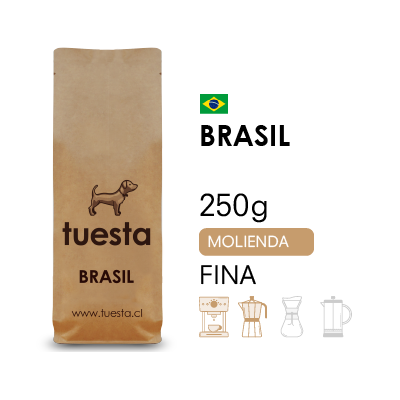 Brasil Carmo | 250gr | Fina